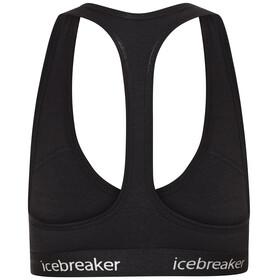 Icebreaker Sprite Sport BH's Dames zwart